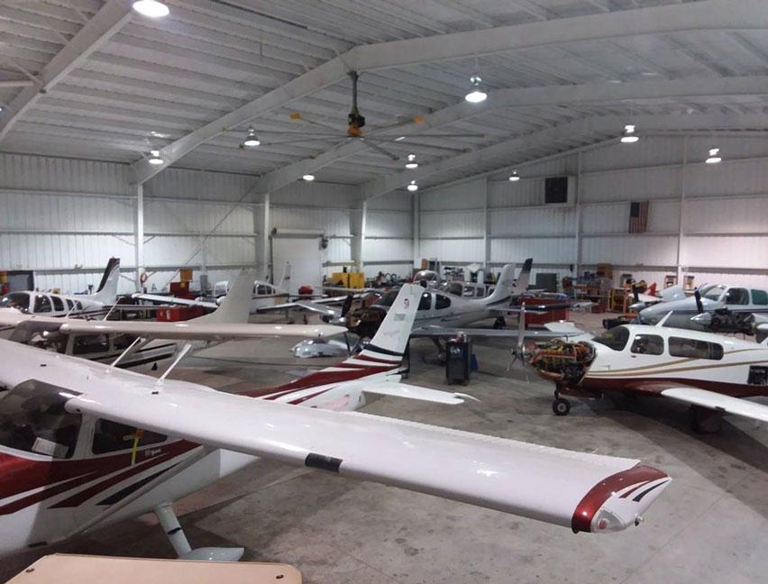 Exec Aero Hangar